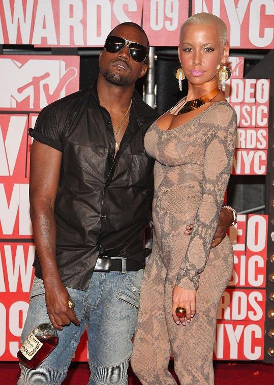 Randila i s Kanyem Westem.