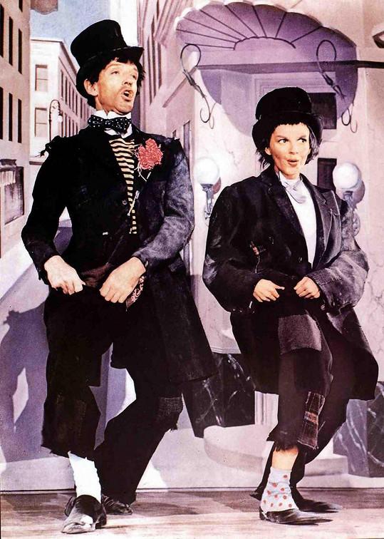 S Fredem Astairem ve filmu Velikonoční přehlídka