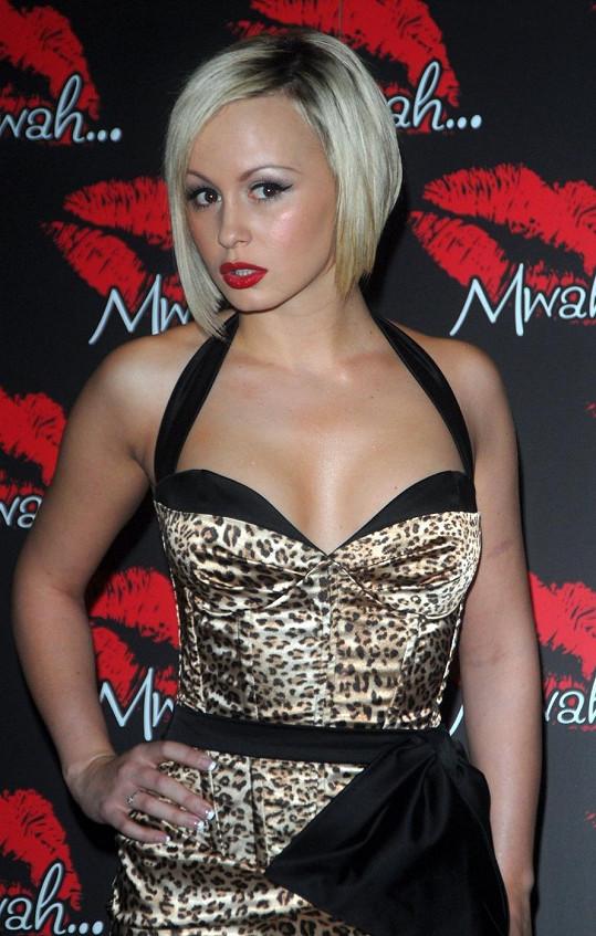 Chanelle Hayes se dřív živila jako modelka a proslavila se v britské verzi reality show Big Brother.