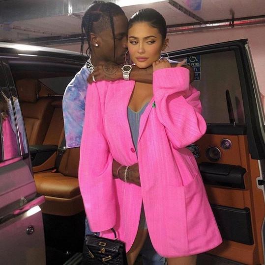 Kylie Jenner se vyjádřila k rozchodu s Travisem Scottem...