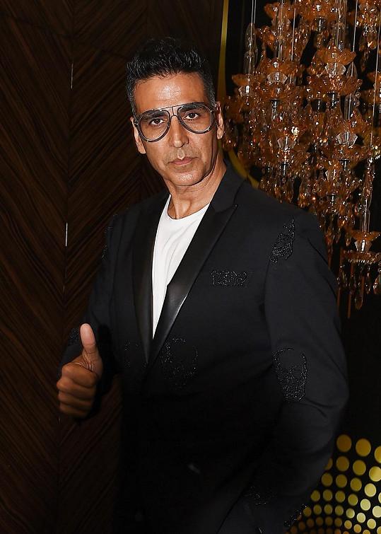 Akshay Kumar - 65 milionů dolarů