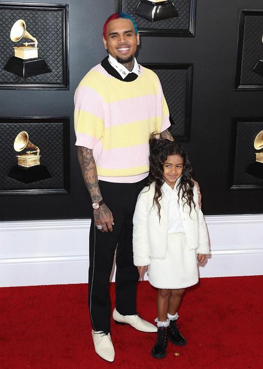Chris Brown je už dvojnásobným otcem.