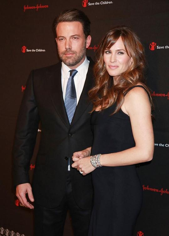 Rozvod hereckého páru se nejspíš nikdy neuskuteční.