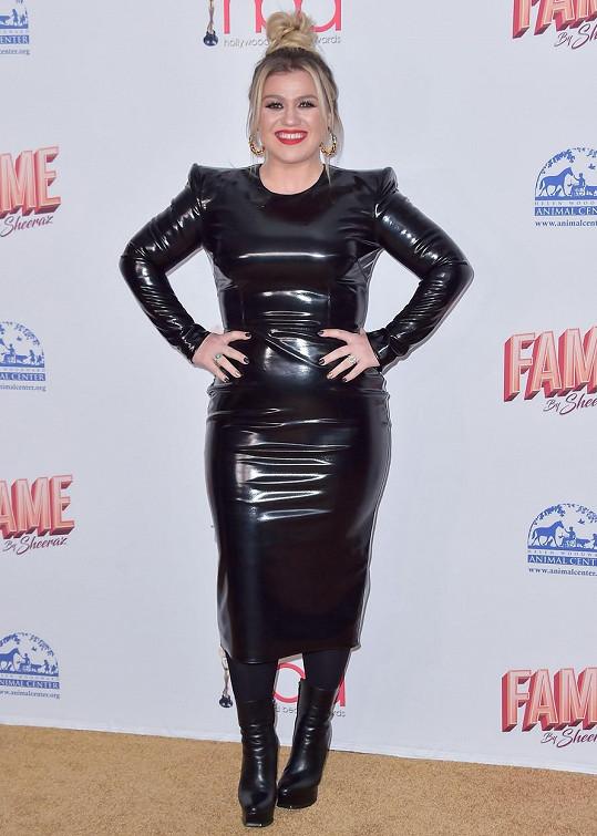 Kelly Clarkson zasedne v porotě 18. řady amerického Hlasu.