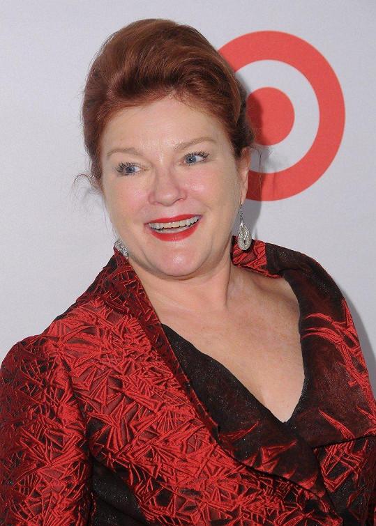 Kate Mulgrew dala před mateřstvím přednost kariéře.