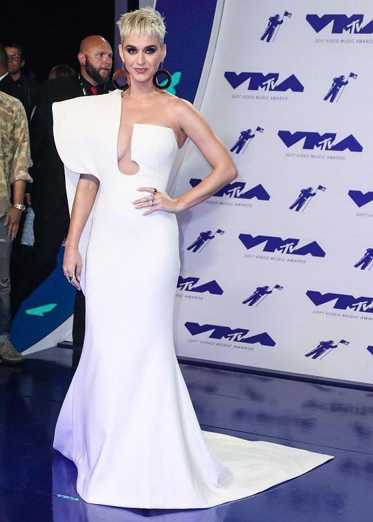 Nedávno ji zaujala Katy Perry.