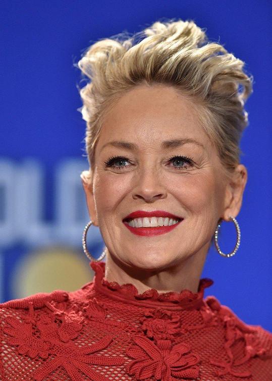 Kvůli Sharon Stone měla její asistentka zdravotní problémy.