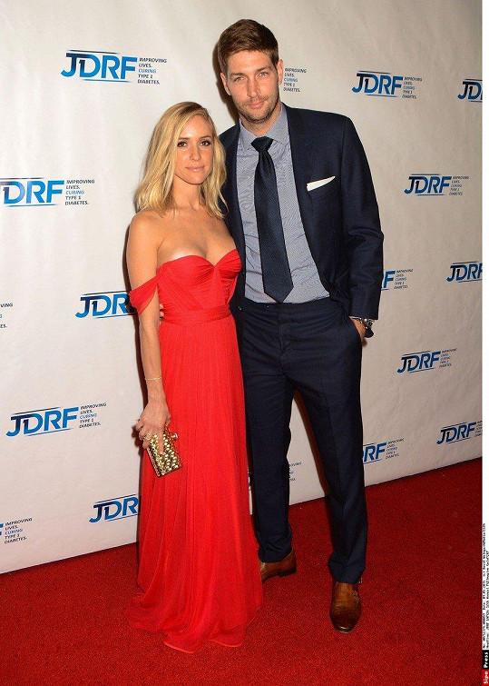 Kristin Cavallari s manželem Jayem Cutlerem