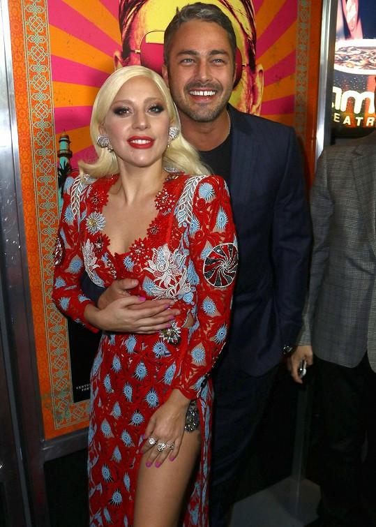 Lady Gaga a Taylor Kinney