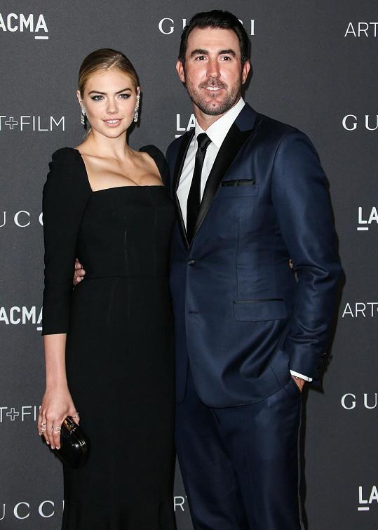 Kate Upton je šťastně vdaná za hráče baseballu Justina Verlandera, se kterým má téměř tříletou dcerku.