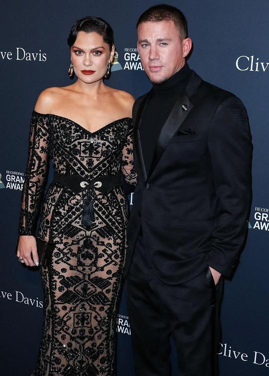 Donedávna randila s Channingem Tatumem, spekuluje se však o rozchodu.