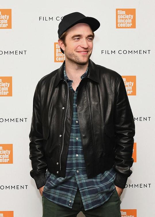 O Robertu Pattinsonovi se mluví jako o skvělém milenci.