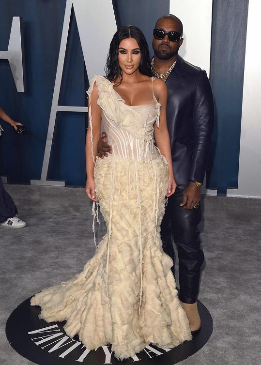 Rozvádí se s Kanyem Westem, ještě ale prý není připravená znovu randit.