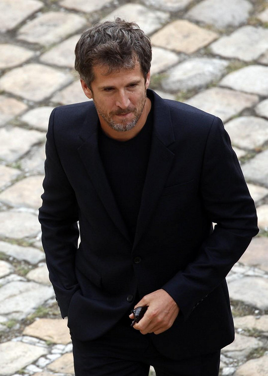 Herec Guillaume Canet
