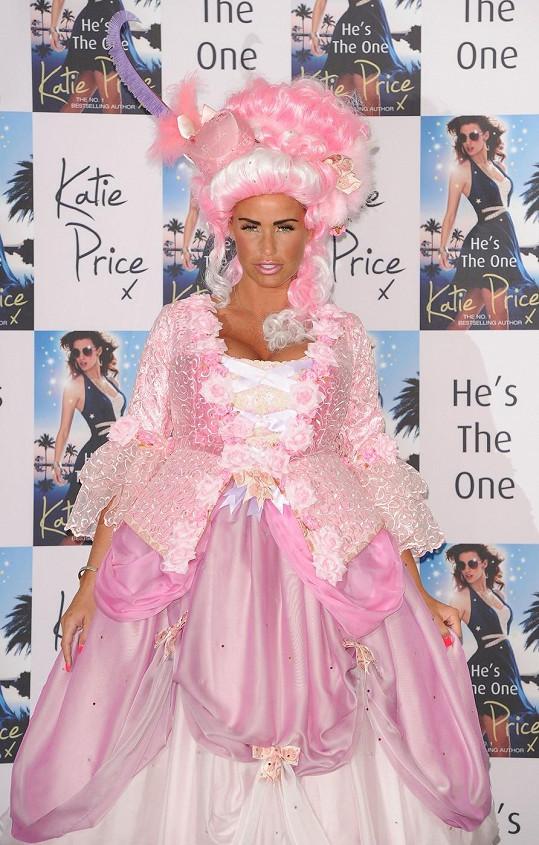 Tohle se Katie Price skutečně vymklo z rukou.