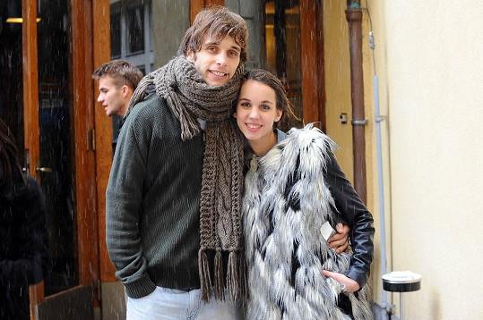 Michaela a Roman se těší do Paříže.