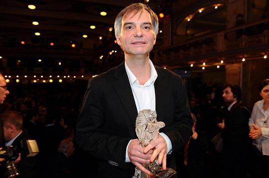 Ivana Trojan získal Českého lva za nejlepší mužský herecký výkon.