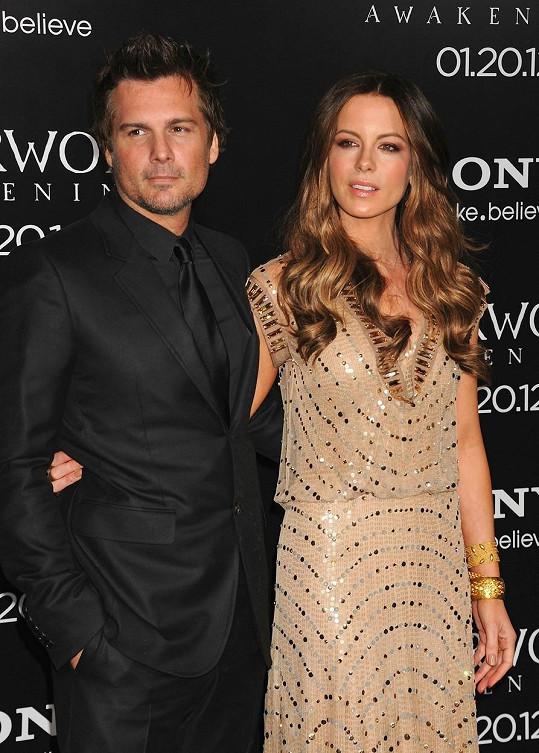 Kate a Len tvoří manželský pár od roku 2004.