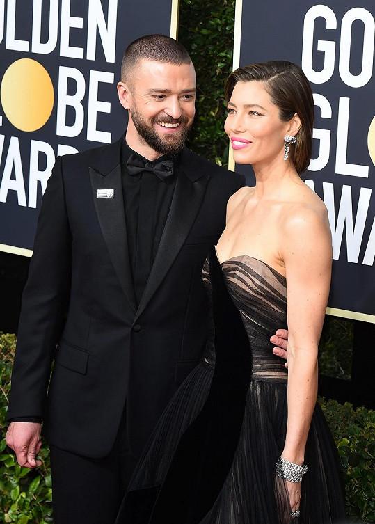 Justin je ženatý s Jessicou Biel.