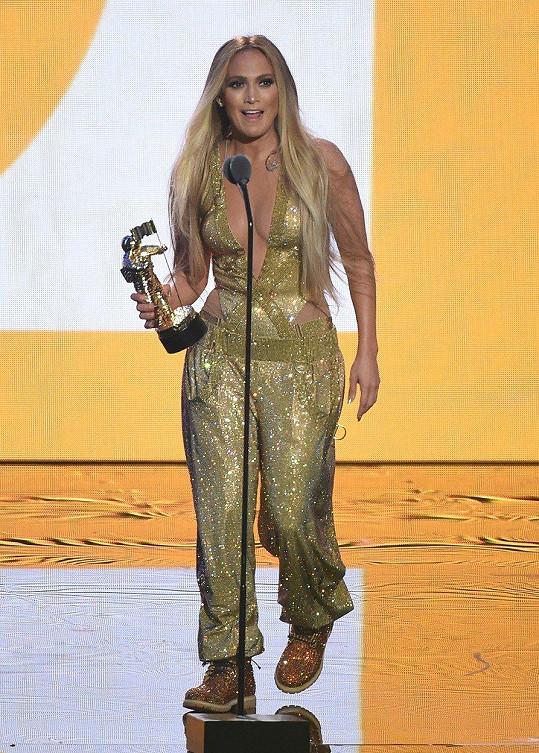 A tohle je skutečná Jennifer Lopez