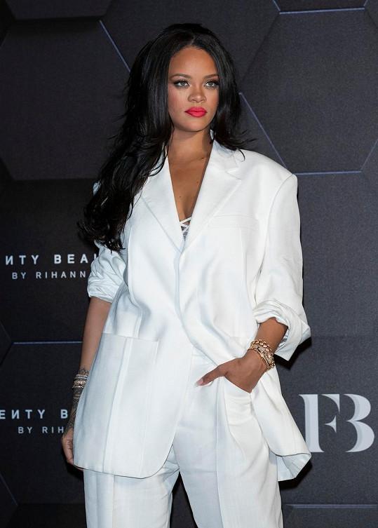 Rihanna se tentokrát rozpovídala o svém soukromí.
