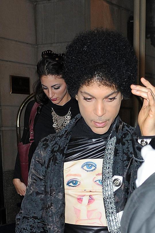 Prince na pětapadesát rozhodně nevypadá.