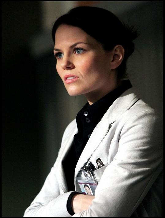 Jako lékařka Allison Cameron v seriálu Dr. House