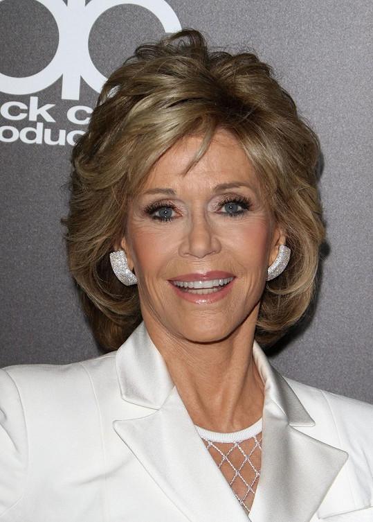 Fonda získala cenu za nejlepší herecký výkon ve vedlejší roli.