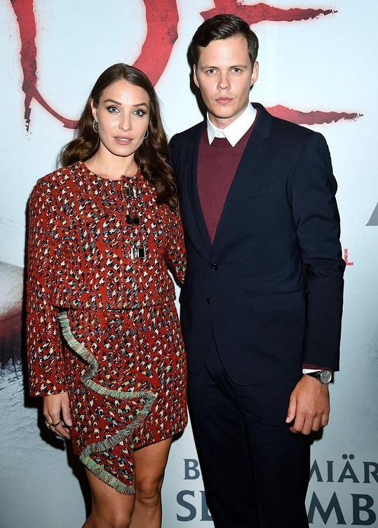 S partnerkou Alidou Morberg mají dceru.