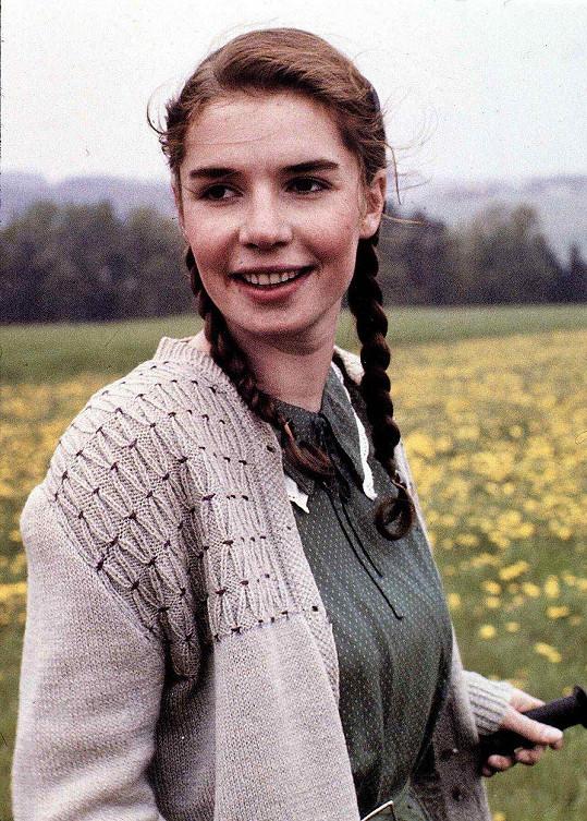 Dana Vávrová v německém filmu Herbstmilch (1988) aneb Podzimní mléko