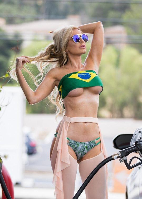 Braga je původem z Brazílie.