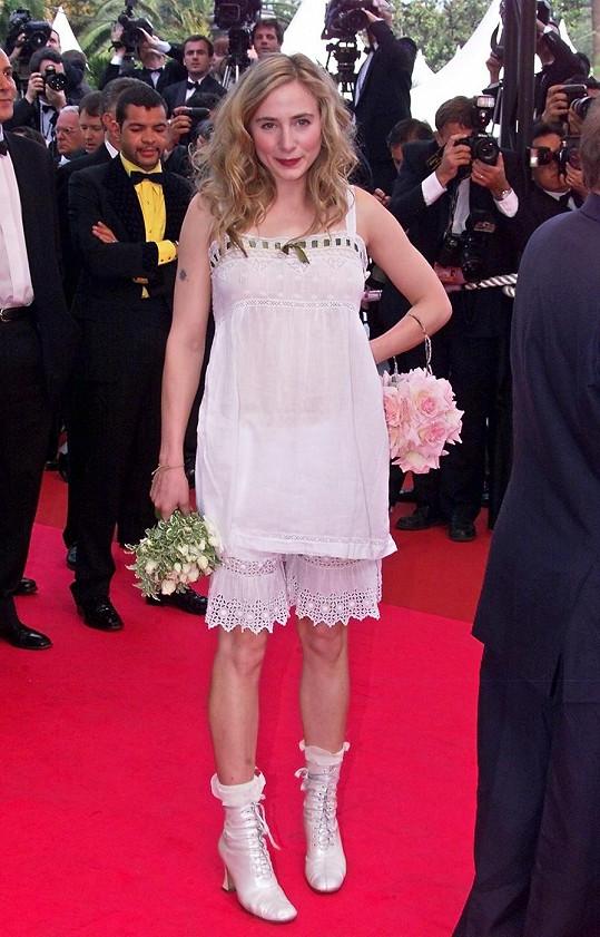 Julie Depardieu je také herečkou.