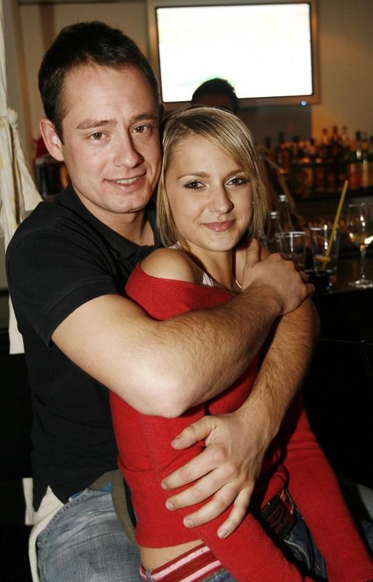 V lásce Šárka vystřídala hned několik mužů. S podnikatelem Jakubem Vytáčkem chodila dva a půl roku.
