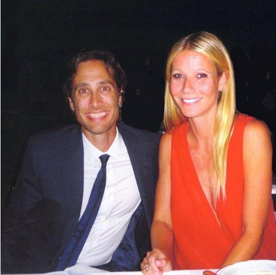 Gwyneth Paltrow a Brad Falchuk se v sobotu vzali.