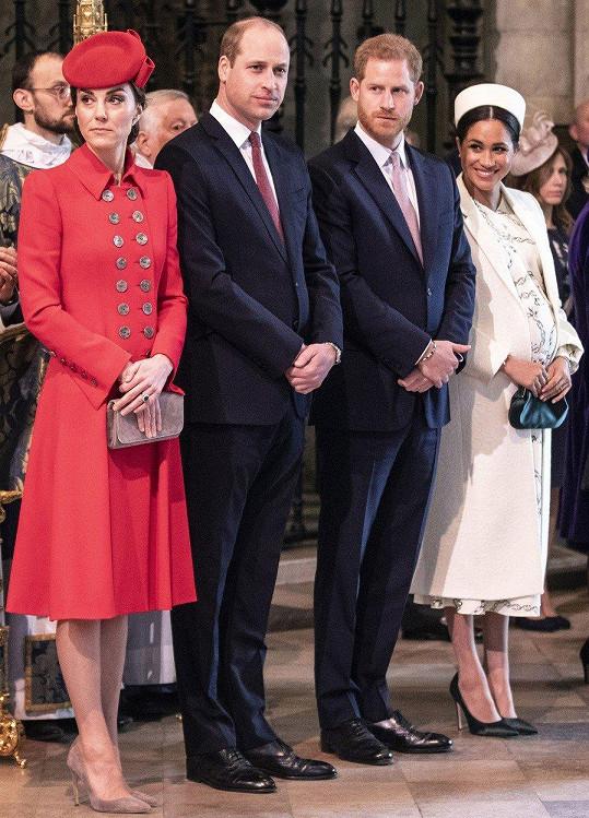 Vztahy v královské rodině jsou prý dobré.