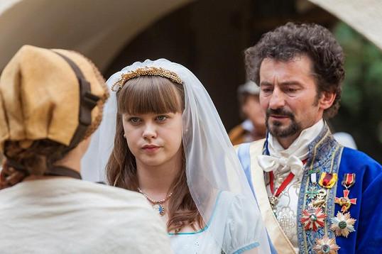 Jenovéfa Boková ztvárňuje netradiční princeznu Lidunku.