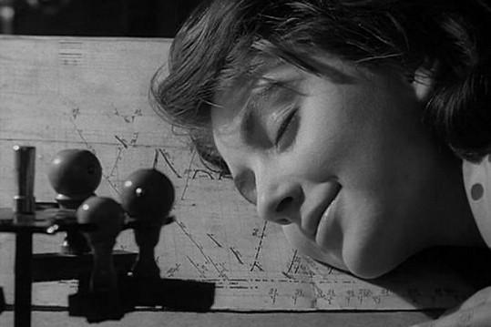 Jitka Zelenohorská ve filmu Ostře sledované vlaky (1966)