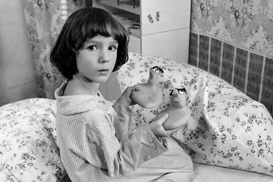 Žaneta Fuchsová ve filmu Lucie, postrach ulice