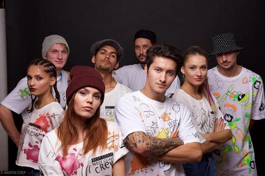 Ve filmu uvidíme taneční skupinu The Pastels.