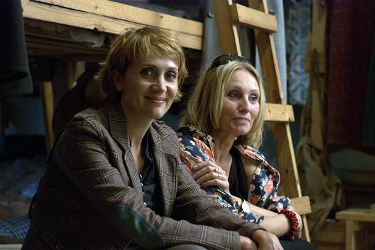 Ester Janečková a Olga Sommerová v dokumentu Tajemství rodu.
