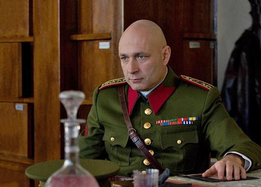 Daniel Landa si zahraje plukovníka Emanuela Moravce, který kolaboroval s nacisty.
