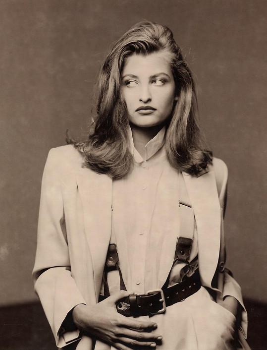 Archivní snímek ze začátku kariéry.