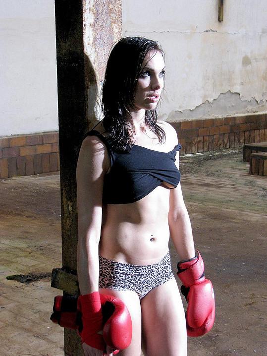Kamila Nývltová hodně zhubla a postavu si udržuje sportem.