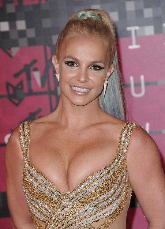 Britney Spears v bytě bydlela čtyři roky.