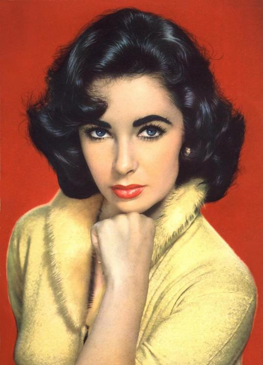 Elizabeth Taylor patří k hollywoodským ikonám.