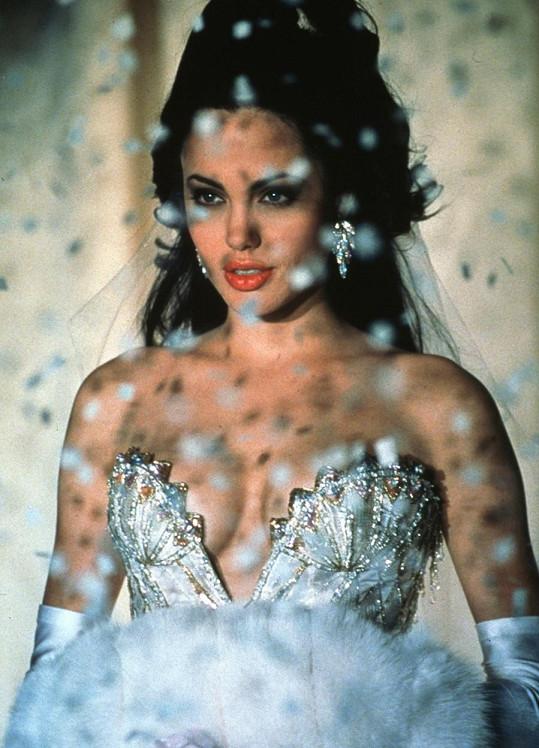 Angelina Jolie patřila svého času k největším sexbombám Hollywoodu.