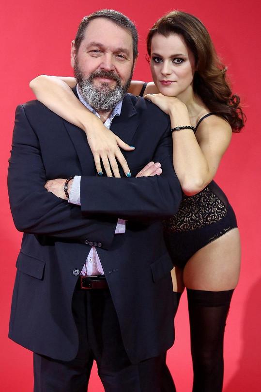 Ornella a Josef Koktovi v show nesmí chybět.