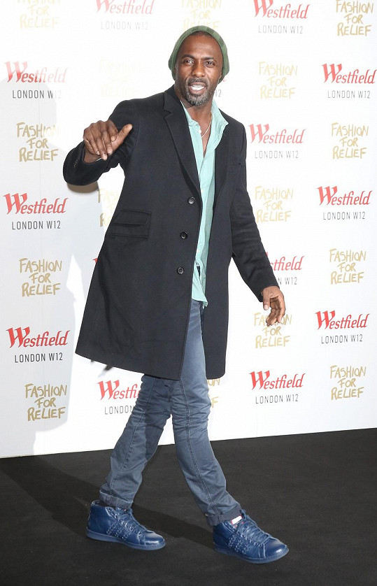 Idris Elba má být novým agentem 007.