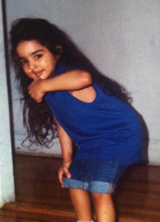 Laith v pěti letech