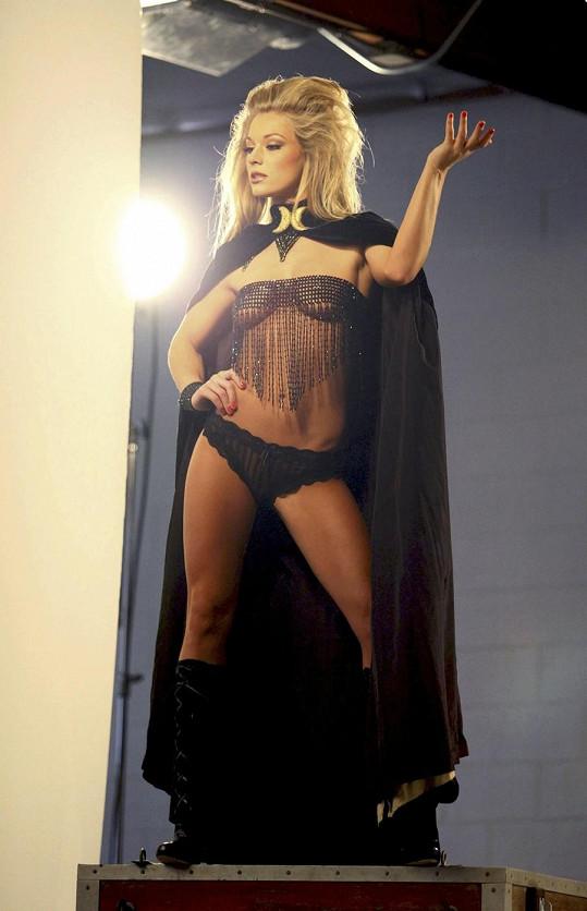 Půvabná Nikki na sebe upozornila díky pózování pro Playboy.